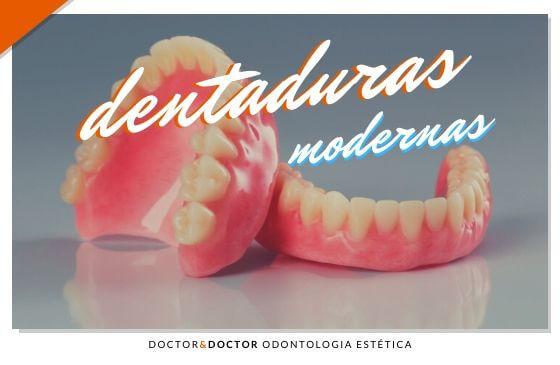dentaduras modernas